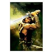 Хардпостер (на твёрдой основе) Conan the Barbarian